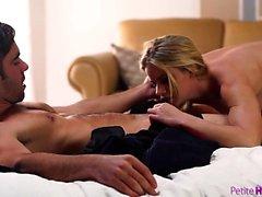 Sassy hottie Jessa Rhodes gets her man off with some hot 69