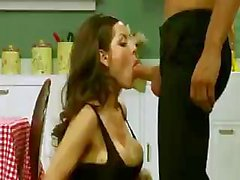 Yurizan Beltran In Kitchen