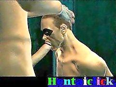 Porn shemalave varm ryckt N- bareback knullade