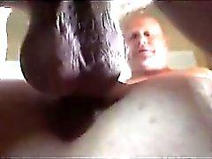 Warm POV-style puffy vagina fucking band