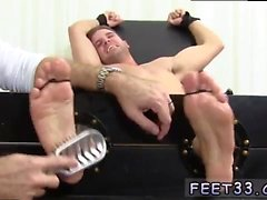 Naked old men with hairy legs gay Ticklish Dane Back For Mor