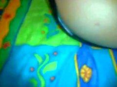 Sleeping Girl Ravaged by Boyfriend
