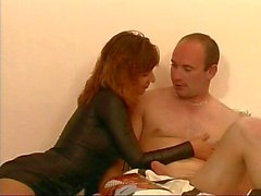 Red Head French Wife Loves Hard Bang