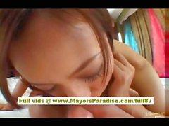 Koisaya китаянка расположен езде на жесткий петух