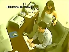 Caught On Camera - Office Suhde