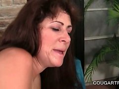 POV 4some halinde sakso herif bağımlısıyım kızgın Cougar