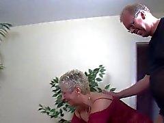 Hot Mormor gillar att Swing