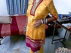 Indian Maka Shilpa Medi Bhabhi Stripping Den nakna