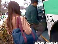 Asiates réelles baisée dur