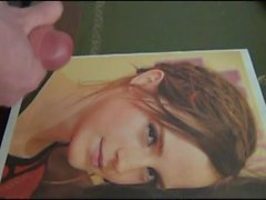 Emma Watson Cum Tribute-Sammlung