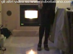 2 Amateur girls the real italian porn amatoriale italiano