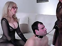 Vanessa Obtém Slave For Her Birthday