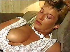 Mature hairy anal mastrubation