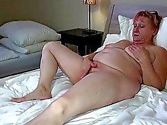 OldNanny caldo matrigna fottere lesbica con strapon