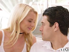 VIXEN Naughty Teen Handcuffed Teen Cheats