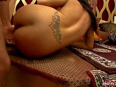 Clip porno en HD Eva Angelina Superlatively Bonne Anal