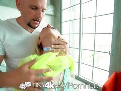 Tiny4k Teenie tiny Hime Marie fuck and facial after toy bowling