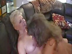 Hot MILF Cougars Pussy Licking