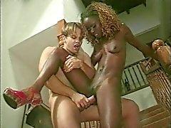 Skinny kız siyah çift merdiven - MIH on takım alır