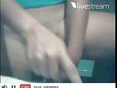 Daniela Servo Ignacio Webcam Porno Show por 2500 pessoas!