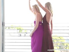 Castingcouch HD - Charlotte ve Adriana