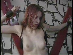 Mistress gives discipline lesson