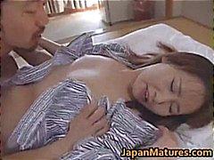 Japanese babe has amazing sex part6