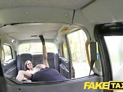 Fake Taxi Hot posh lady seduces driver