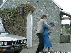 Olycka video av hårt utomhus kön