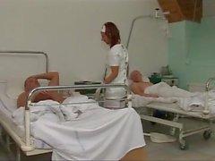 Infirmière Cindy Compa