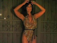 Denise Milani Sexy Tigress - non nude
