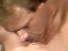 Horny vintage clip from the Golden Time
