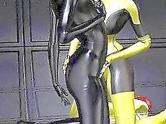 3D Latex and Masks Fantasy!