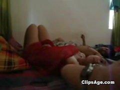 Bengali college girl sex with her mus boyfriend