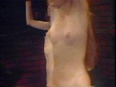 Dominant chick uses bondage on two girls