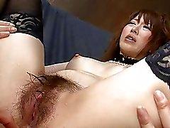 JAPANISSA HD Squirting japanilaisten Pornstar saa Creamp