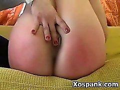 Kinky Wild Spanking Gal Fetish Roleplay