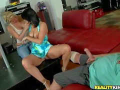 MILF hunter can't go outside to pick up sweet mommies - adult video Pornsharing
