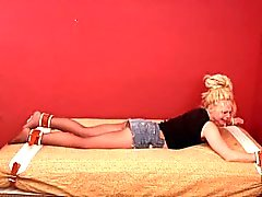 Nurse Lexi Tickle Tortures Frankie.wmv