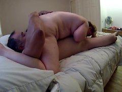 Her lover serves bBW spouse