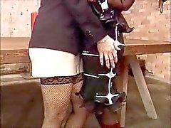 Granny & milf fisting och knullar