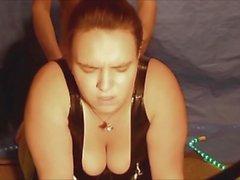 Gesichtsaufnahme beim Orgasmus