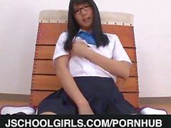 Schoolgirl goes nasty with her teacher