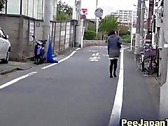 Je suis disposé à énerver sur la rue