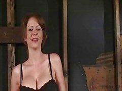 Emily Addison Wonderful Body Tied and Fucked by Fucking Machine - Orgasms