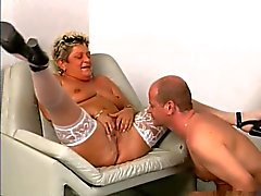Blond Fat Mature R20