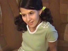 Test for Porn - Shy Pigtail Teen