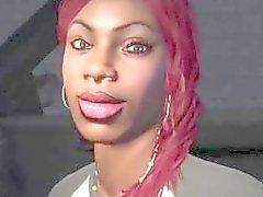 Grand Theft Auto V First Person Sex Scene