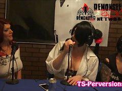 Shemale Female Dirty Talk Radio Show Bad Girl Mafia