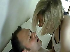Crossdressing oral fun 2 of 5